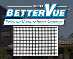 BetterVue Excellent Visibility For Insects